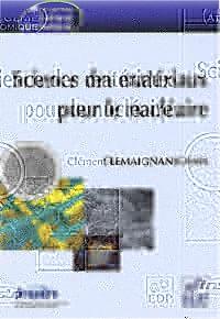 Science des matériaux pour le nucléaire