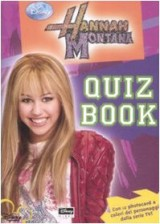 Hannah Montana. Quiz book