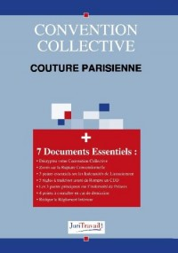 3185. Couture parisienne Convention collective