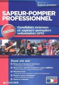 Sapeur-pompier professionnel