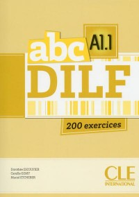 Dilf A1.1 + Livret + CD Audio
