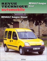Revue technique automobile : Renault Kangoo Diesel