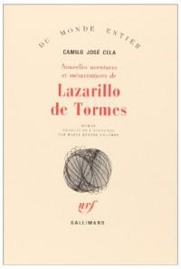 Nouvelles aventures et mésaventures de Lazarillo de Tormes