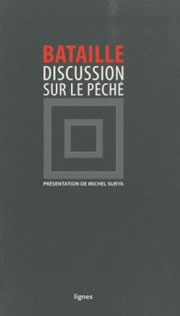 Discussion sur le péché