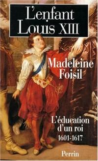 L'enfant Louis XIII