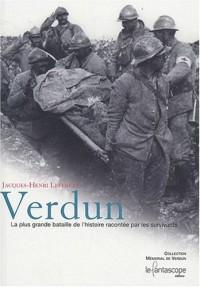 Verdun - la plus grande bataille de l'histoire racontée par les survivants