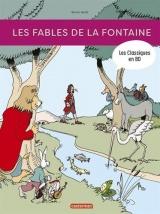 Les classiques en BD : Les fables de La Fontaine