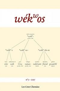 wékwos 3: Revue d'études indo-européennes