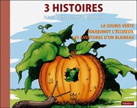 3 histoires par Benjamin Rabier - Vol 1