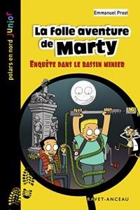 La folle aventure de Marty