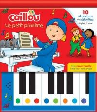 Caillou Le petit pianiste