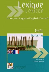 Lexique Anglais-Français Sur la Foret et le Bois