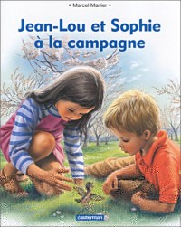 Jean Lou et Sophie à la campagne