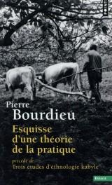 Esquisse d'une théorie de la pratique : Précédé de Trois études d'ethnologie kabyle [Poche]