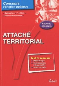 N.38 attache territorial cat A filière administrative