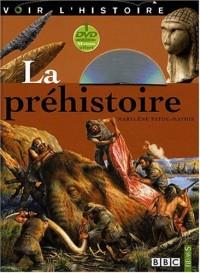 La préhistoire (1DVD)