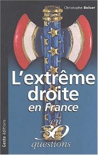 L'Extrême droite en France en 30 questions