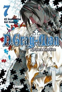D.Gray-Man 7 El destructor del tiempo / Destroyer of Time