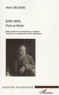 Eric Weil : Ficin et Plotin