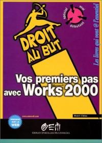 Vos premiers pas avec Works 2000