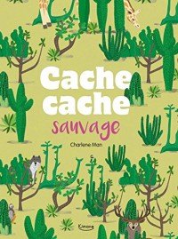 Cherche et Trouve - Cache-cache sauvage