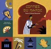Contes du Maroc + CD: avec CD