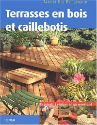 Terrasses en bois et caillebotis : 15 projets à réaliser en un week-end