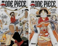 Pack One Pièce - Tome 1 + Tome 2