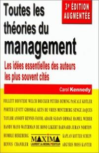 Toutes les théories du management