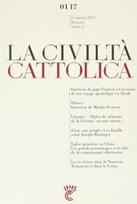 La Civiltà Cattolica, N° 1, 31 janvier 2017 :