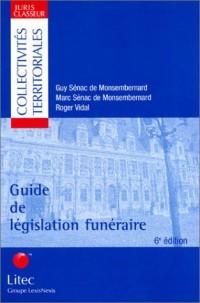 Guide de législation funéraire
