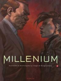 Millénium - tome 3 - Millenium  3