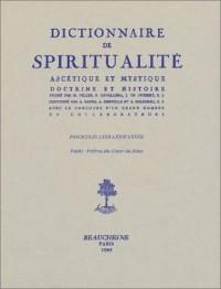 Dictionnaire de spiritualité ascétique et mystique - Doctrine et histoire (livre non massicoté)