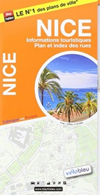 Nice : 1/10 000, avec livret