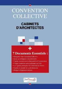 3062. Architectes (cabinets d') Convention collective