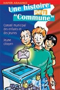 Une histoire peu commune : Conseil municipal des enfants et des jeunes, Jeune citoyen