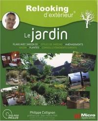 Le jardin : Relooking d'extérieur (1DVD)