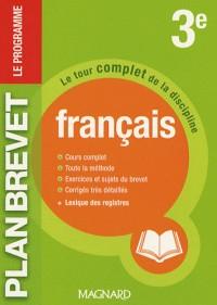 Français 3e : Le tour complet de la discipline