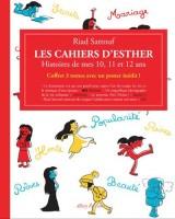 Les cahiers d'Esther, Tome 1-2-3 : Coffret 3 tomes - Histoires de mes 10,11, et 12 ans