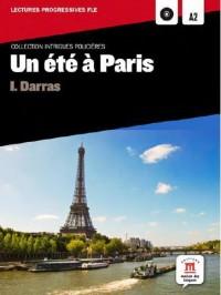 Ete a Paris (un) - Intrigues Policieres Lectures Fle - A2