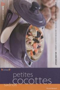 Petites cocottes - soupes, Deux thématiques cuisine : Un livre chevalet