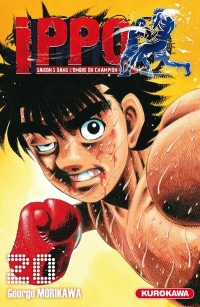 Ippo - saison 5, Dans l'ombre du champion - tome 20 (20)