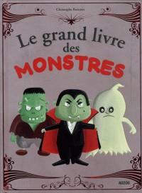 Mon grand livre des monstres