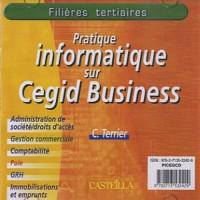 Pratique informatique sur Cegid Business : CD-ROM