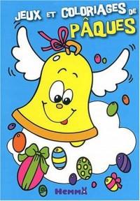 Jeux et coloriages de Pâques