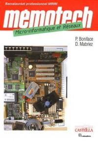 Micro-Informatique et Réseaux Bac Pro MRIM