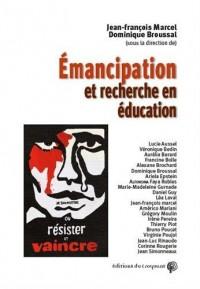 Emancipation et recherche en éducation