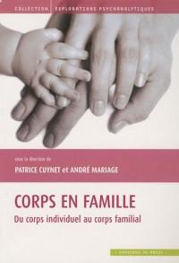 Corps en famille