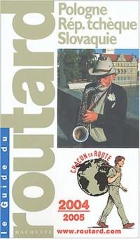 Pologne - République tchéque - Slovaquie, édition 2004-2005