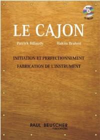 Le Cajon méthode d'initiation et fabrication pour débutant + CD